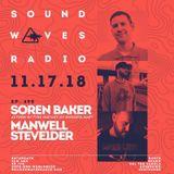 Episode 498 - Soren Baker, Manwell, & Steve1der - November 17, 2018