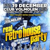 Just-K @ Real Retro House Party (ClubVolmolen Lier)