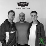 Communion Presents on Radio X (7th Oct)