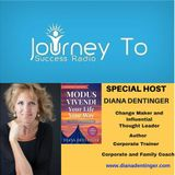 Diana Dentinger interviews Amy Thomson Co-Author of Journeys To Success