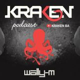 Kraken Podcast #7 - Wally-M (07.2016)