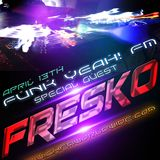 Live at The FUNK YEAH CHICAGO FM 4.13.2014