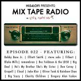 Mix Tape Radio on Folk Radio UK   EPISODE 22