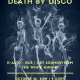 G&T Soundsystem - Southwax - Death by Disco @ The Dog Star 26-10-19