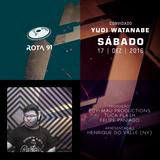 Rota 91 - 17/12/2016 - convidado - Yudi Watanabe