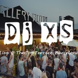 Funked Up House & Disco Mix 2017 - Dj XS Live @ The Top Terrace, Barcelona