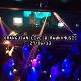 Live @ RAWK music - Breaks/Electro/GlitchHop/GhettoFunk/DnB/Jungle/Party