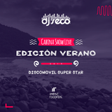 Reggaeton Hits Mix Discomovil Super Star DJ Seco #CabinaShowLive