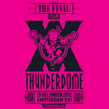 THUNDERDOME - THE FINAL EXAM 15-12-2012 live from 01:20-07:00h