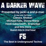 #263 A Darker Wave 29-02-2020 with guest mix 2nd hr F5