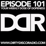 Dirty Disco Radio Episode 101, Mixed & Hosted By Kono Vidovic.