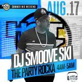 DJ SMOOVE SKI LIVE ON HOT97 AUG 17,2019