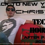 Christo @ Back to New York Session Thech House October 2011.