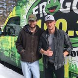 Froggy 100.3 with Matthew Sean 2019