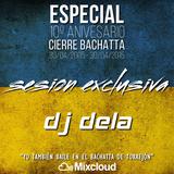 DJ Dela @ Especial 10º Aniversario Cierre Bachatta (30-04-2015)