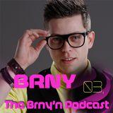 DJ Barneey - BRNY - Brny'n Podcast #3  05-02-2012
