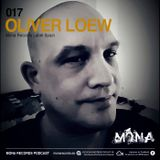 Oliver Loew (Germany) @ Mona Records Podcast 017.