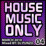 Monthly Mix 04 - March 2010