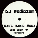 RadioSam Presents RAVE RADIO #062 LIVE on Code South 105.6 FM 21/11/2017