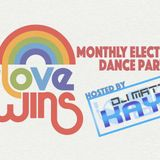 Love Wins: Moderante Mix - Live DJ set from Fort Collins, Colorado at R Bar and Lounge