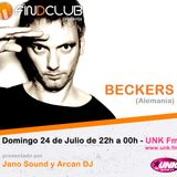 Fin D Club #17 - with Beckers
