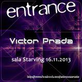 Victor Prada - live at Entrance 016, Madrid  (16-11-2013)