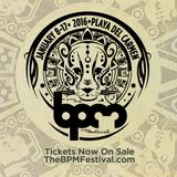 BPM Festival Promo Mix 2016 (Mixed By JOE TERRA)