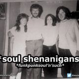EP 411 ::: Soul Shenanigans ::: 2017 March 2nd
