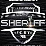 Mr Sheriff Mix & Blend Show 11 may 2017
