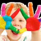 Jardim Infância Xi- Coração - Dia Mundial da Criança