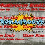DJ Andy Taylor - Rokagroove Radio - 18.03.16