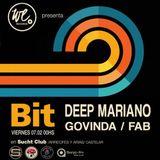 Deep Mariano @ Bit 07-02-2014 / part 1.