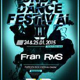 Fran Ramos @ Onda Dance Fest II 24-1-15