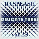 Dj Splash (Peter Sharp) - Delicate tunes vol.25 2016