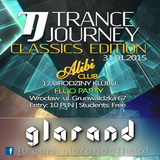 Glarand @ Trance Journey 7.0 Alibi Club 31.01.2015 Wroclaw