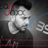 BackSound 6 April 2014 Special Mix (Guest Artist-Izzan Joxx) Spain