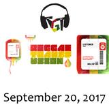 """Reggae Transfusion"" on KGNU Community Radio [09-20-2017]"
