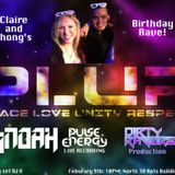 Claire and Thong Birthday Rave (Feb 8th 2013)