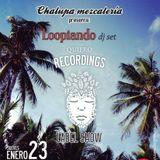 Loopiando dj set Chalupa mezcaleria - Tulum Mexico 2014
