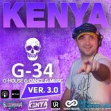 Dj Kenya - G-34 ver. 3.0 [G-house, G-dance, G-music] (23.04.2016)