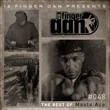 12 FINGER DAN Best of Series Vol. 48 (MASTA ACE)