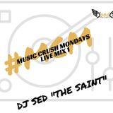 #MCM: Music Crush Mondays Live Mix 1 (Top40 and Classics)