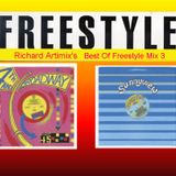 Richard Artimix's Best Of 80's Freestyle Mix 3