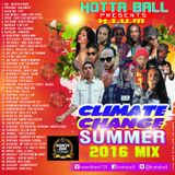 HOTTABALL - CLIMATE CHANGE (SUMMER) - MIXCD