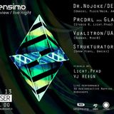 Dr.Nojoke Live @ Sensimo fest re_view live_night, Closer club, Kiev - December 2013