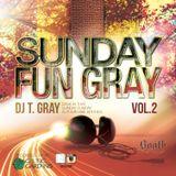 Sunday Fun Gray Vol. 2