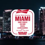 Josh Wink - Live @ Boiler Room, Miami (15.03.2017)