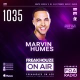 Freakhouze On Air 1035 ● Marvin Humes