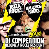 Rocks DJ Competition by S-MARTIN