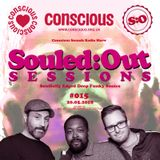 SOULED:OUT SESSIONS #015 - Conscious Sounds Radio
